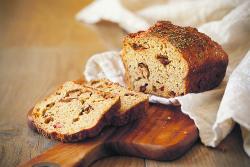 Houbový chlebíček