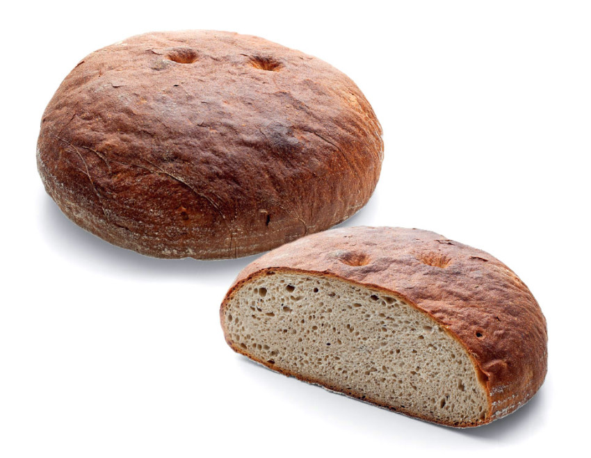 Žitný chléb kvasový